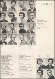 Page 14, 1955 Edition, Wausau High School - Wahiscan Yearbook (Wausau, WI) online yearbook collection