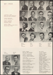 Page 15, 1955 Edition, Wausau High School - Wahiscan Yearbook (Wausau, WI) online yearbook collection