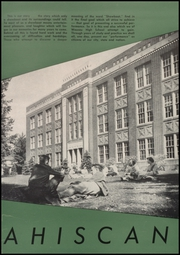 Page 7, 1955 Edition, Wausau High School - Wahiscan Yearbook (Wausau, WI) online yearbook collection