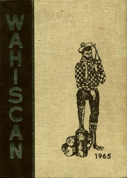 Page 1, 1965 Edition, Wausau High School - Wahiscan Yearbook (Wausau, WI) online yearbook collection