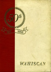 1966 Edition, Wausau High School - Wahiscan Yearbook (Wausau, WI)