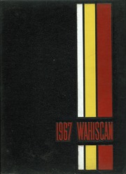 1967 Edition, Wausau High School - Wahiscan Yearbook (Wausau, WI)