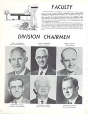 Page 10, 1961 Edition, Cal State Fullerton - Titan Yearbook (Fullerton, CA) online yearbook collection