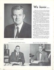 Page 6, 1961 Edition, Cal State Fullerton - Titan Yearbook (Fullerton, CA) online yearbook collection