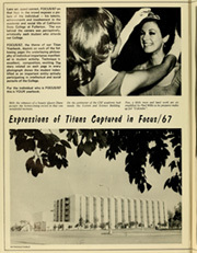 Page 6, 1967 Edition, Cal State Fullerton - Titan Yearbook (Fullerton, CA) online yearbook collection