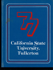 Cal State Fullerton - Titan Yearbook (Fullerton, CA) online yearbook collection, 1977 Edition, Page 1
