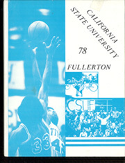 Cal State Fullerton - Titan Yearbook (Fullerton, CA) online yearbook collection, 1978 Edition, Page 1