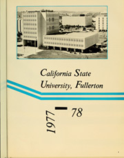 Page 5, 1978 Edition, Cal State Fullerton - Titan Yearbook (Fullerton, CA) online yearbook collection