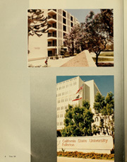 Page 8, 1988 Edition, Cal State Fullerton - Titan Yearbook (Fullerton, CA) online yearbook collection