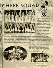 Page 37, 1997 Edition, Cal State Fullerton - Titan Yearbook (Fullerton, CA) online yearbook collection