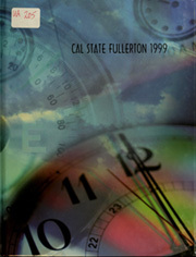 Cal State Fullerton - Titan Yearbook (Fullerton, CA) online yearbook collection, 1999 Edition, Page 1