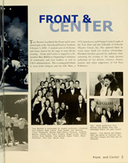 Page 9, 2000 Edition, Cal State Fullerton - Titan Yearbook (Fullerton, CA) online yearbook collection