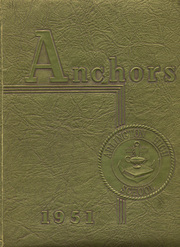 Arlington High School - Anchors Yearbook (Lagrangeville, NY) online yearbook collection, 1951 Edition, Page 1