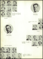 Page 14, 1952 Edition, Arlington High School - Anchors Yearbook (Lagrangeville, NY) online yearbook collection