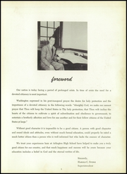 Page 7, 1952 Edition, Arlington High School - Anchors Yearbook (Lagrangeville, NY) online yearbook collection