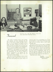 Page 10, 1953 Edition, Arlington High School - Anchors Yearbook (Lagrangeville, NY) online yearbook collection