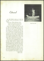 Page 8, 1953 Edition, Arlington High School - Anchors Yearbook (Lagrangeville, NY) online yearbook collection