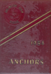 Arlington High School - Anchors Yearbook (Lagrangeville, NY) online yearbook collection, 1954 Edition, Page 1