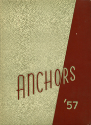 Arlington High School - Anchors Yearbook (Lagrangeville, NY) online yearbook collection, 1957 Edition, Page 1