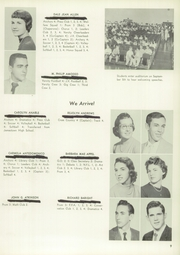 Page 13, 1957 Edition, Arlington High School - Anchors Yearbook (Lagrangeville, NY) online yearbook collection