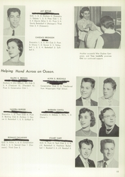 Page 15, 1957 Edition, Arlington High School - Anchors Yearbook (Lagrangeville, NY) online yearbook collection