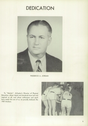 Page 9, 1957 Edition, Arlington High School - Anchors Yearbook (Lagrangeville, NY) online yearbook collection