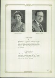 Page 6, 1922 Edition, East High School - Orient Yearbook (Rochester, NY) online yearbook collection