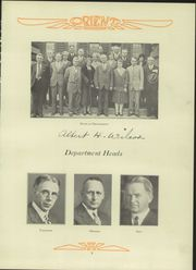 Page 15, 1929 Edition, East High School - Orient Yearbook (Rochester, NY) online yearbook collection