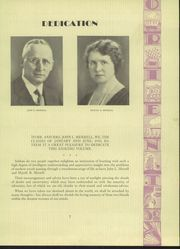 Page 11, 1930 Edition, East High School - Orient Yearbook (Rochester, NY) online yearbook collection