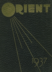 1937 Edition, East High School - Orient Yearbook (Rochester, NY)