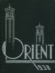 1938 Edition, East High School - Orient Yearbook (Rochester, NY)