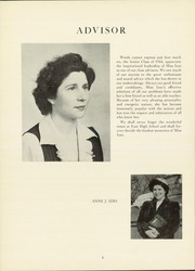Page 10, 1944 Edition, East High School - Orient Yearbook (Rochester, NY) online yearbook collection