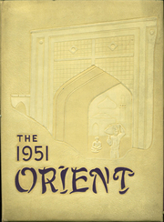 1951 Edition, East High School - Orient Yearbook (Rochester, NY)