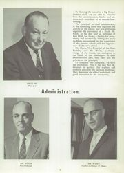 Page 13, 1959 Edition, East High School - Orient Yearbook (Rochester, NY) online yearbook collection