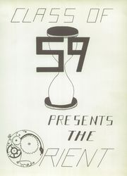 Page 5, 1959 Edition, East High School - Orient Yearbook (Rochester, NY) online yearbook collection