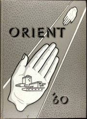 1960 Edition, East High School - Orient Yearbook (Rochester, NY)