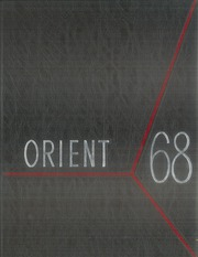 1968 Edition, East High School - Orient Yearbook (Rochester, NY)