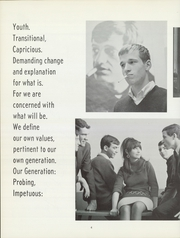 Page 8, 1968 Edition, East High School - Orient Yearbook (Rochester, NY) online yearbook collection