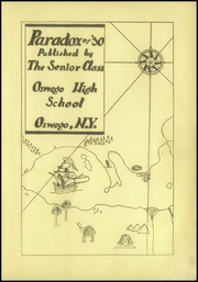 Page 5, 1930 Edition, Oswego High School - Paradox Yearbook (Oswego, NY) online yearbook collection