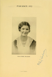Page 9, 1932 Edition, Oswego High School - Paradox Yearbook (Oswego, NY) online yearbook collection