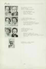 Page 10, 1955 Edition, Oswego High School - Paradox Yearbook (Oswego, NY) online yearbook collection