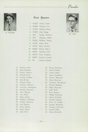 Page 13, 1955 Edition, Oswego High School - Paradox Yearbook (Oswego, NY) online yearbook collection