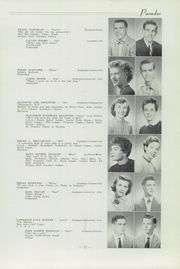 Page 15, 1955 Edition, Oswego High School - Paradox Yearbook (Oswego, NY) online yearbook collection