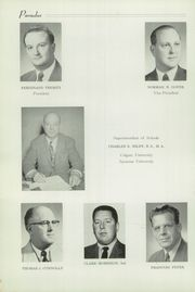 Page 4, 1955 Edition, Oswego High School - Paradox Yearbook (Oswego, NY) online yearbook collection