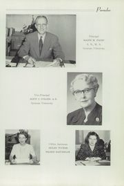 Page 5, 1955 Edition, Oswego High School - Paradox Yearbook (Oswego, NY) online yearbook collection