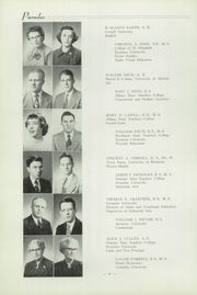 Page 6, 1955 Edition, Oswego High School - Paradox Yearbook (Oswego, NY) online yearbook collection