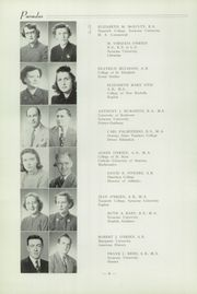 Page 8, 1955 Edition, Oswego High School - Paradox Yearbook (Oswego, NY) online yearbook collection