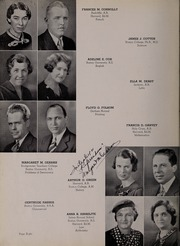 Page 12, 1938 Edition, Chelsea High School - Beacon Yearbook (Chelsea, MA) online yearbook collection