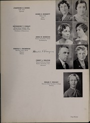 Page 15, 1938 Edition, Chelsea High School - Beacon Yearbook (Chelsea, MA) online yearbook collection