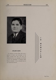Page 7, 1938 Edition, Chelsea High School - Beacon Yearbook (Chelsea, MA) online yearbook collection